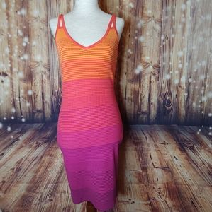 Guess strappy dress size medium